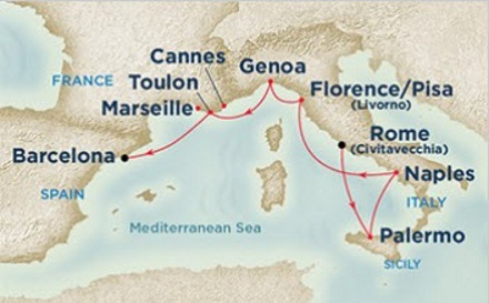 Come And Join Our Fun Relaxed Sea Magic Group As We Sail To Many Great Ports With Friends Family On This Exquisite 5 Star Princess Cruise Ship